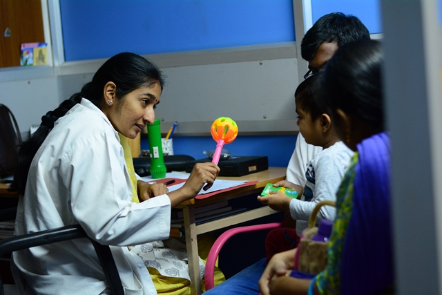 Children's Eye Care - Aravind Eye Care System